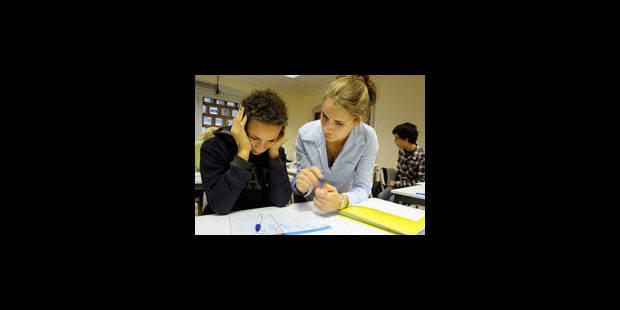 Pour un enseignant sur cinq, la première année est aussi la dernière