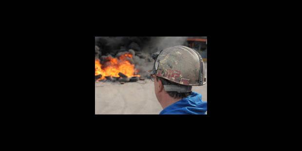"""ArcelorMittal: """"Le ministre Henry a déjà tourné la page de la sidérurgie"""" - La Libre"""
