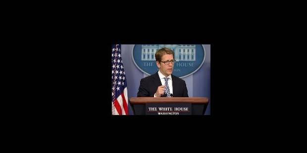"""Les Etats-Unis """"sceptiques"""" sur l'usage d'armes chimiques par les rebelles en Syrie"""