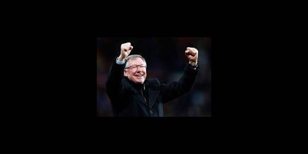 Sir Alex Ferguson prend sa retraite - La Libre