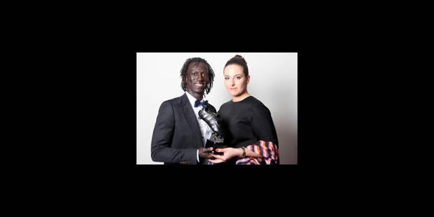 Mbaye Leye, lauréat du Soulier d'Ebène 2013 - La Libre