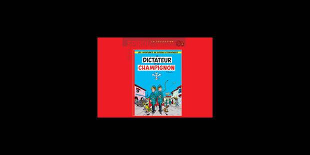 """""""Le dictateur et le champignon"""", la critique d'Hubert Leclercq"""