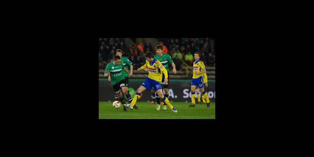 Le Cercle Bruges termine le Tour final par une lourde défaite à Westerlo - La Libre