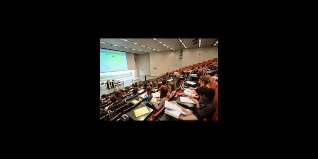 """La réforme de l'enseignement supérieur, """"un compromis à la belge"""" - La Libre"""