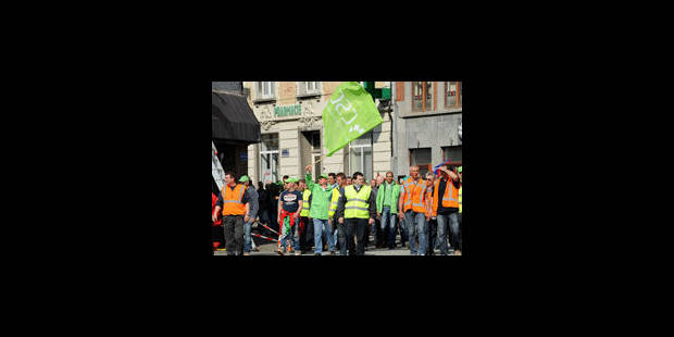 La fonction publique partira en grève mercredi - La Libre