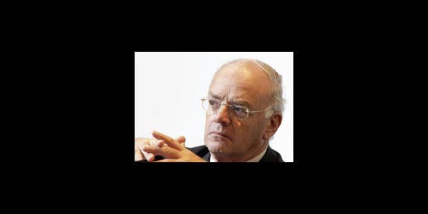 Le président de Belfius, Alfred Bouckaert, a démissionné - La Libre