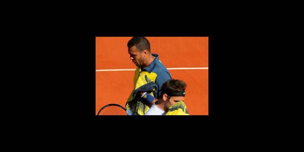 Tsonga se paie les 1/2 et Federer en 3 sets - La Libre