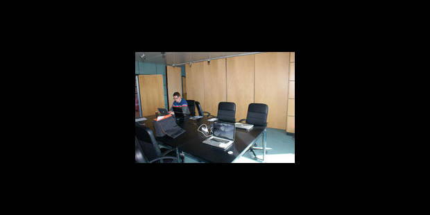 L'espace Coworking inauguré