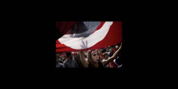 Erdogan passe à la contre-offensive - La Libre
