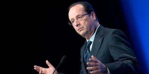 """Hollande: """"on va inverser la courbe du chômage"""""""