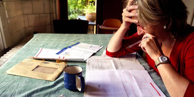 Des erreurs dans les déclarations d'impôt pré-remplies par le fisc - La Libre