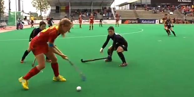 Hockey: les Red Panthers s'inclinent contre le Japon (3-1) - La Libre