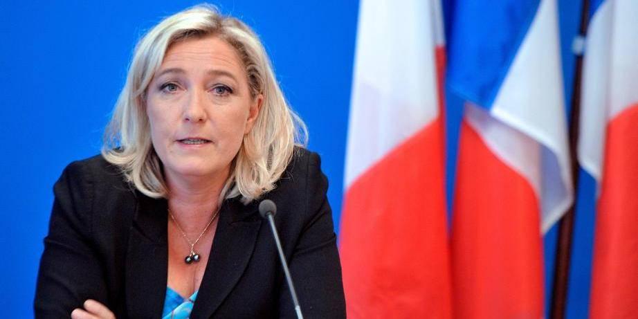"""Marine Le Pen interviewée par """"Radio Bolcho"""""""