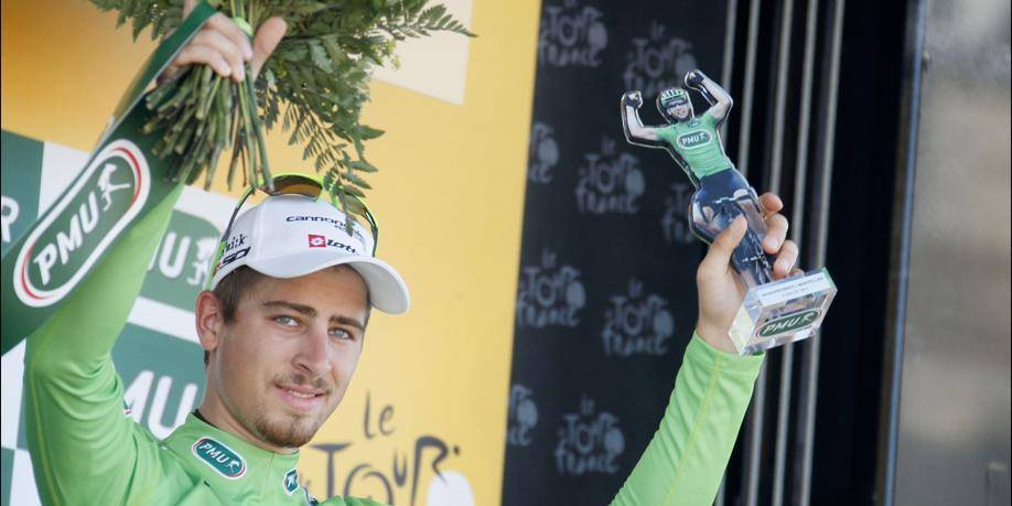Tour de France : Sagan remporte la septième étape au sprint