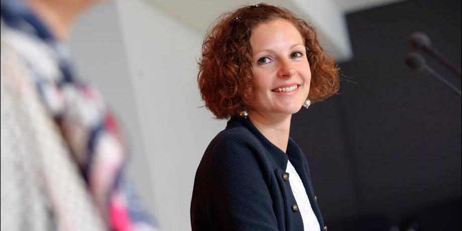Marie-M. Schyns, une ex-prof à l'Enseignement