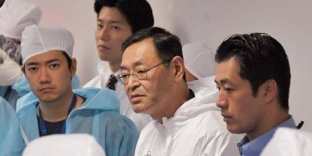 """Fukushima: """"l'homme qui a vu l'abîme de la mort""""... est mort - La Libre"""