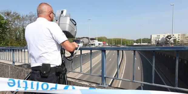 La police de la route renforce ses contrôles - La Libre