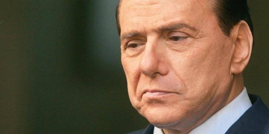 Le parti de Silvio Berlusconi menace de faire tomber le gouvernement italien