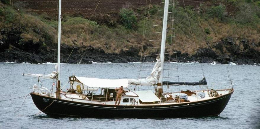 Le bateau de Brel ressuscité