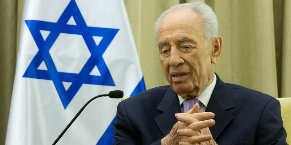 """""""Donnez la priorité à la paix"""" : l'appel de Shimon Peres à l'UE"""
