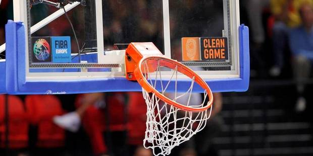 Basket: le Liban suspendu par la fédération internationale - La Libre