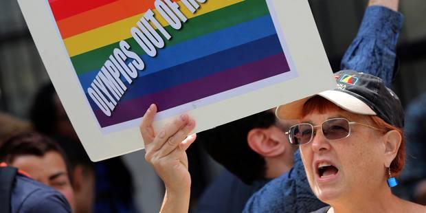 "JO de Sotchi : les sportifs gays interdits de ""propagande homosexuelle"" - La Libre"