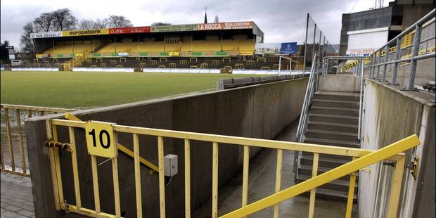 Une tornade endommage le stade du Lierse - La Libre