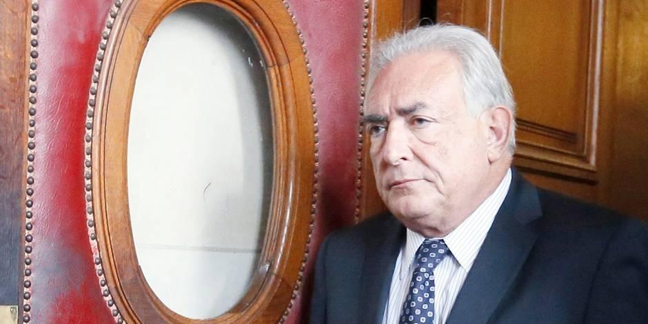 """Carlton: DSK, un """"roi de la fête"""" selon ses juges"""