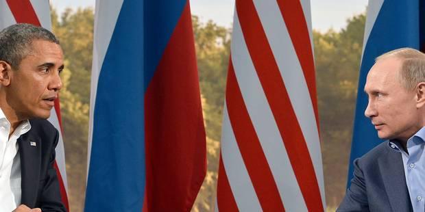Edito: Le berger américain et la bergère russe - La Libre