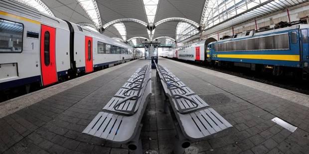 On a frôlé la catastrophe à la gare de Louvain - La Libre