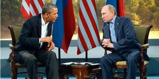 Tensions USA-Russie: Obama calme le jeu - La Libre