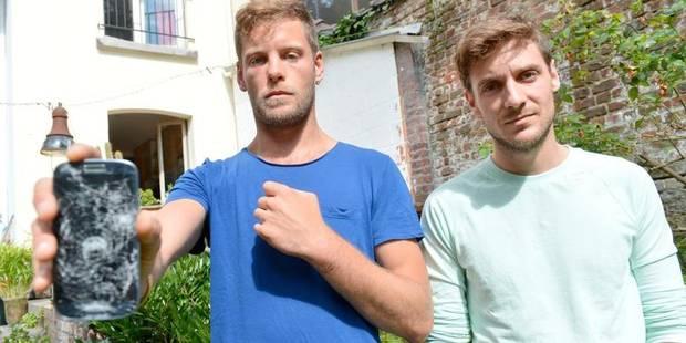 Agression homophobe au BSF: Le parquet de Bruxelles ouvre une enquête - La Libre