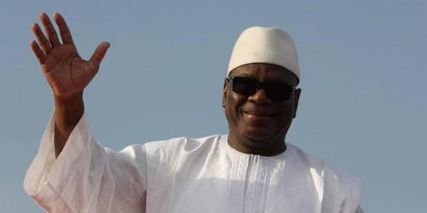 Mali: Keïta nouveau président, Cissé reconnaît sa défaite - La Libre