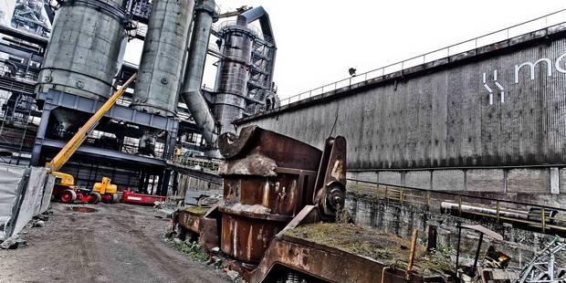 La sidérurgie allemande frappée de plein fouet par la crise - La Libre