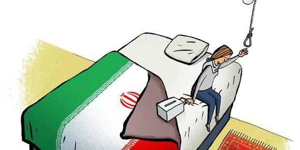 De retour de Téhéran - La Libre