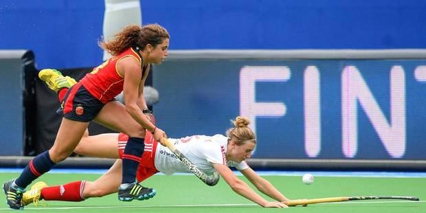Hockey: l'Angleterre bat l'Espagne dans le match d'ouverture (Dames) - La Libre