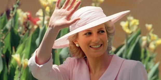 Mort de Diana: la police britannique examine de nouvelles informations - La Libre