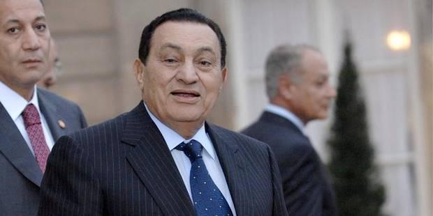 Egypte: vers la résidence surveillée pour Moubarak ? - La Libre