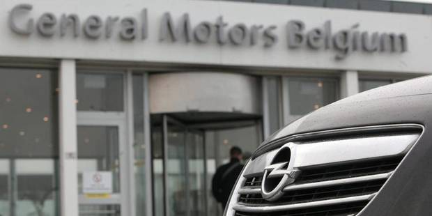"""General Motors Belgique: """"La citation en justice était notre seule possibilité"""" - La Libre"""