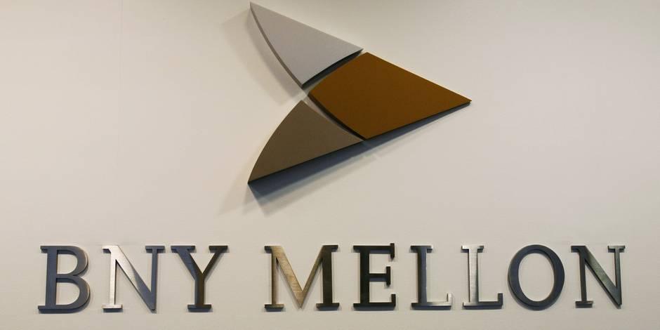 50 postes supprimés au siège belge de la Bank of New York Mellon