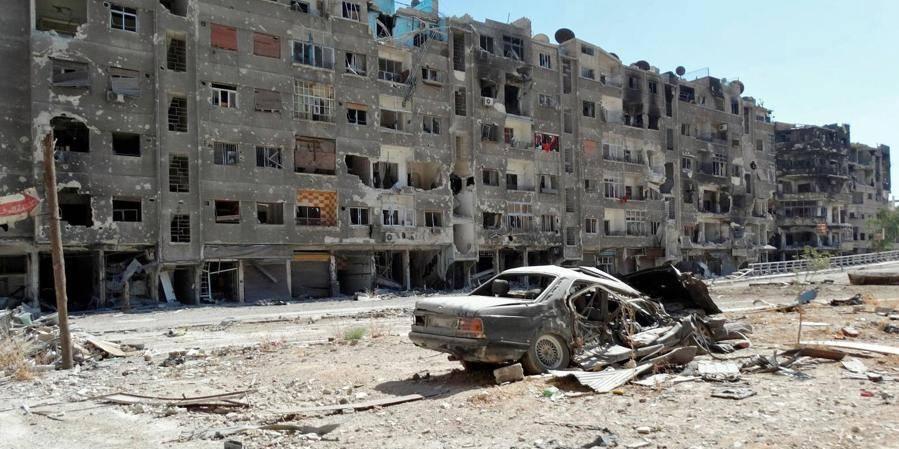 """Reynders """"convaincu que des armes chimiques ont été employées"""" en Syrie"""