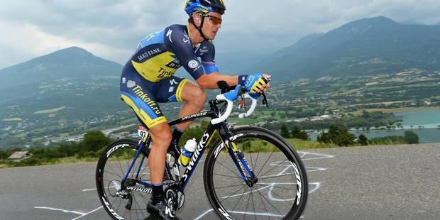 Vuelta: Roche gagne au sommet de l'Alto do Monte da Groba - La Libre