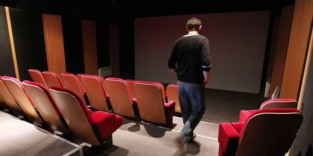 Premier semestre difficile pour les cinémas belges - La Libre