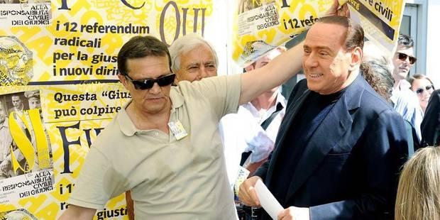 """Berlusconi veut """"se sauver"""" en réformant la justice"""