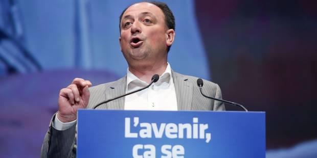 Willy Borsus se verrait bien ministre-président wallon ou président du MR - La Libre