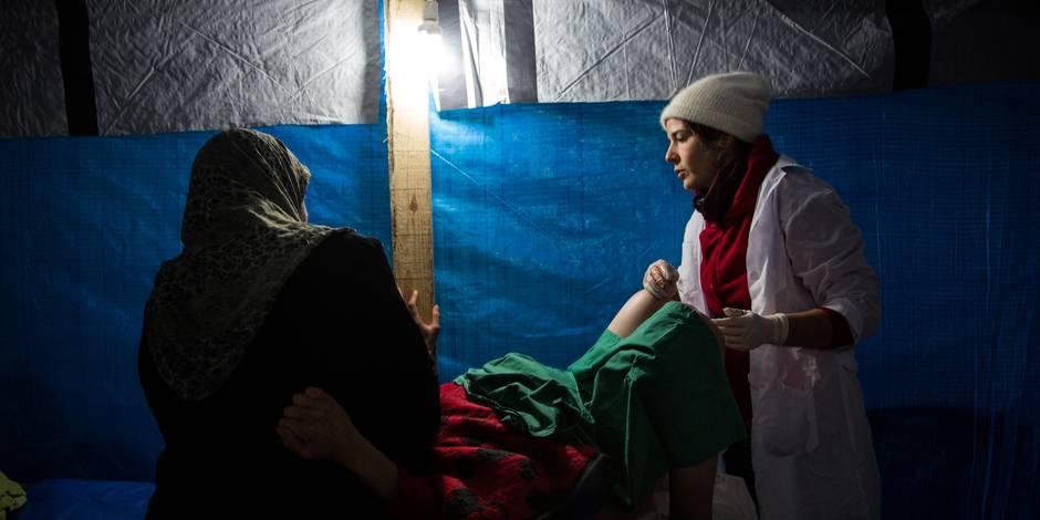 """En Syrie, les bébés s'appellent """"Espoir"""""""