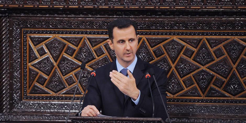 Conflit en Syrie: Damas accepte l'offre russe