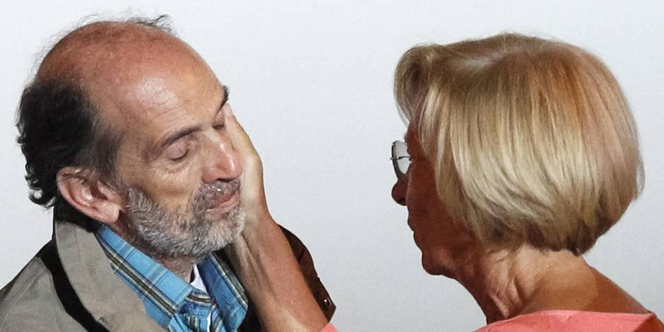 """Le journaliste italien raconte sa détention en Syrie, une """"épopée extraordinaire et terrible"""""""