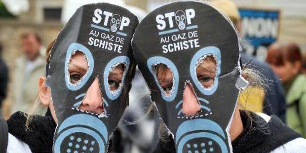 Le gaz de schiste va secouer le Parlement européen