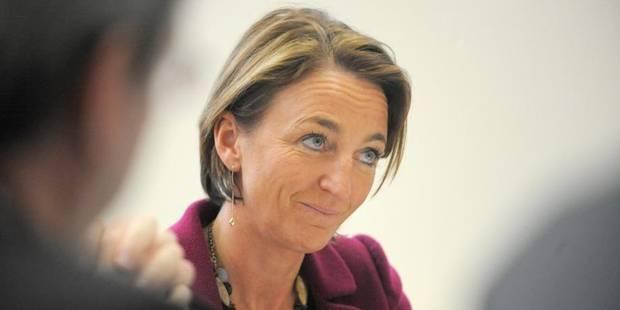 Michèle Sioen va devenir la première présidente de la FEB - La Libre